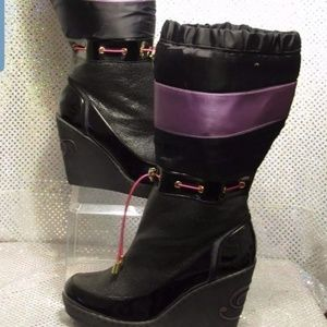 Pastry Boots